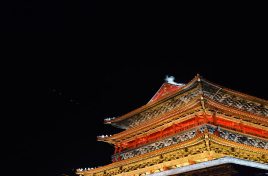 钟鼓楼夜景