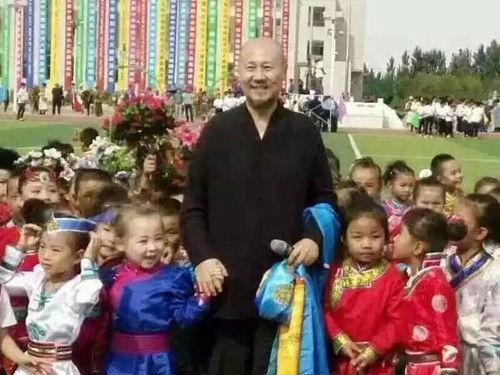 腾格尔—蒙古人杯蒙古族中学生技能大赛圆满成功