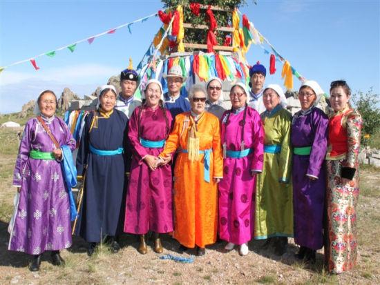 中国蒙古族长调民歌之乡——内蒙古新巴尔虎左旗