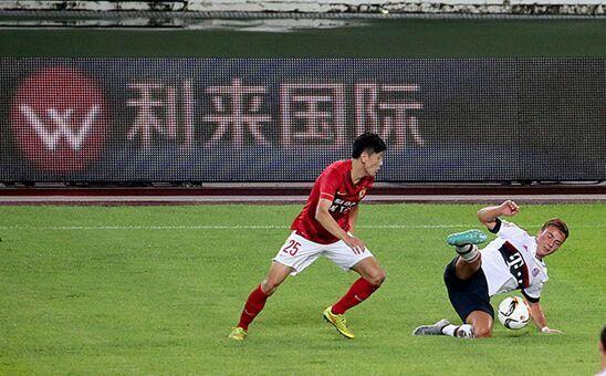 利来国际赛事回顾国奥预选赛不敌卡塔尔遭逆转