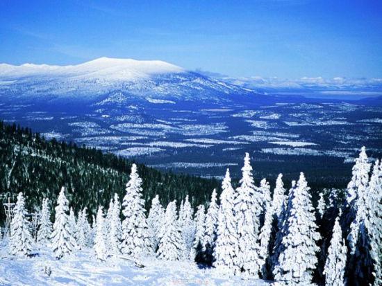 冬游阿尔山