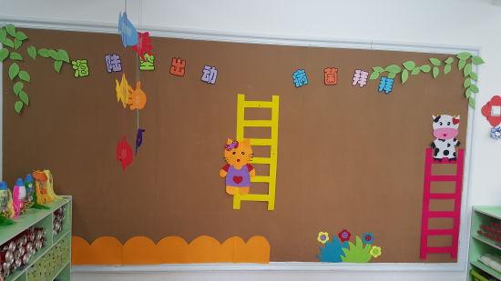 设计,走廊里,班级里的环境墙面布置将焕然一新,每个教室也根据孩子图片