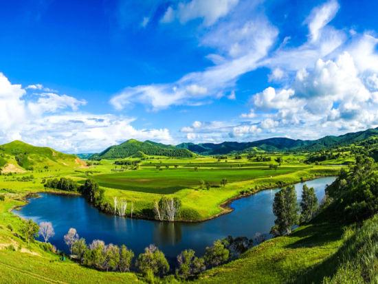 乌兰固f�ya�y�'�+h9K�ފ)�Y��&_一种生活方式 乌兰布统草原是你的自驾的好去处