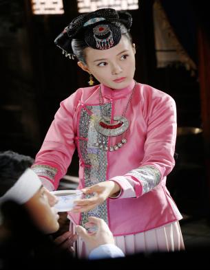 实力女星王伟作为一名高产的演员