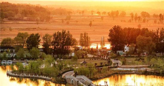 呼和浩特神泉生态旅游景区