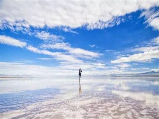 吉兰泰盐池