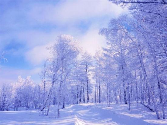 一场旅行满足你对冰雪的所有期待