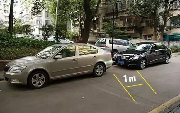 瓜子二手车:停车不会判断前后车距?这个方法一看就会