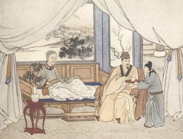 百草益寿孝文化:看古代的孝子如何报答母爱