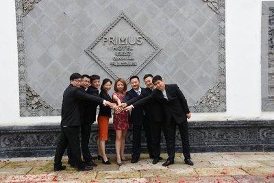 而千岛湖文渊狮城铂瑞酒店则是由杭州新天地文化发展