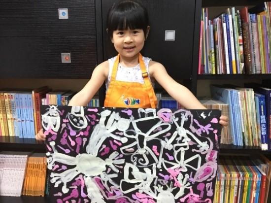 乐非鱼美育 更有创意的厦门儿童美术培训