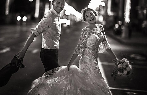 很多新人的婚纱照还没有提上日程,你了解山东青岛婚纱摄影排名哪图片