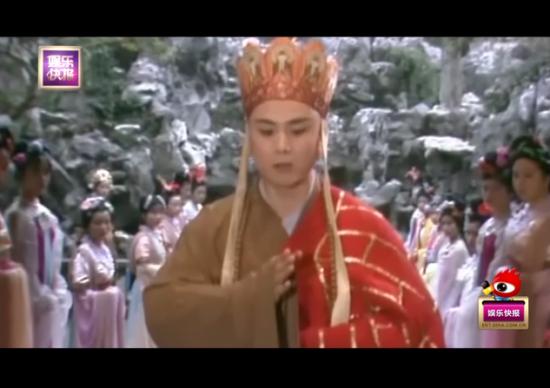 唐僧与女儿国国王再聚首 曾传绯闻
