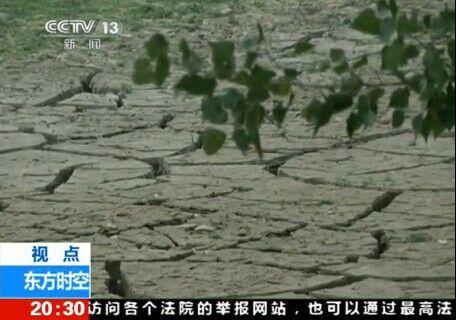 河南46%县市重旱