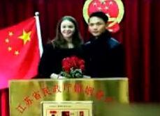 法国姑娘倒追中国小伙 会7国语言不要车房
