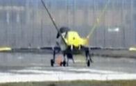 曝中国改造型天翼无人机 或充当打击先锋